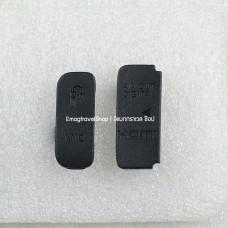 ยางปิด USB ยาง Interface Canon 650D 700D