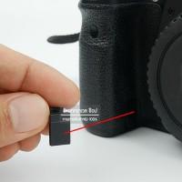 ยางปิดข้างฝาแบตเตอรี่ กล้อง Canon 7D (สินค้าตรงรุ่น)