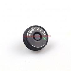 ชุดยางหมุนปรับ Mode (Mode Dial Knob) + ปุ่มกลาง + แผ่นเพลท Mode กล้อง Canon 5D3 5D Mark III