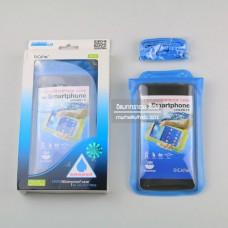 ซองกันน้ำ Samsung Note - iPhone 7 Plus - XS max ยี่ห้อ DiCAPac WP-C2 (สีฟ้า)