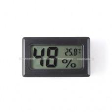มิเตอร์วัดความชื้นและอุณหภูมิแบบตัวเลข LCD Digital
