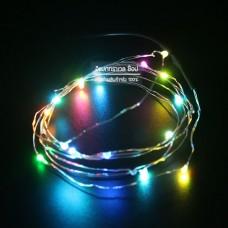 ไฟ LED หลากสี ไปประดับ Night Portrait ราคา 90 บาท