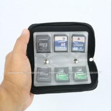 เคสใส่ Memory SD Card CF Card