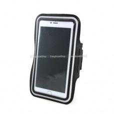 Armband iPhone6 - 7 - 8 Plus ทรงแข็ง สายรัดแขนใส่วิ่ง