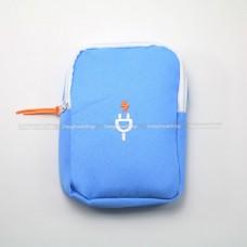 กระเป๋าใส่อุปกรณ์โทรศัพท์ สายชาร์จ Powerbank - กระเป๋าจัดระเบียบ