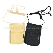 กระเป๋าซ่อนเงิน กระเป๋าห้อยคอ กระเป๋าซ่อน กันขโมย ราคา 120 บาท