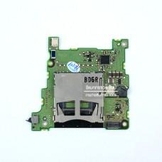 Board SD card Canon 60D บอร์ดอินเตอร์เฟส SD card กล้อง 60D
