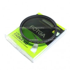 FOTGA fader ND ปรับ ND ได้ในตัว ND 2-400 สำหรับหน้าเลนส์ 52mm