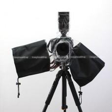 ชุดกันน้ำกล้อง DSLR (Rain cover) ราคา 180 บาท ส่งฟรี