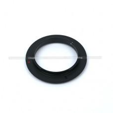 แหวนกลับเลนส์ถ่ายมาโคร 52mm Four Thirds System (OM-43)