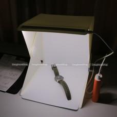 สตูดิโอเต้นท์ถ่ายภาพ Mini Studio มีไฟในตัว