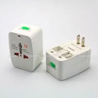 ตัวแปลงปลั๊กไฟ Universal AC Adapter ราคา 120 บาท ส่งฟรี
