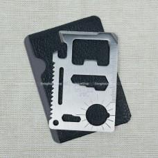 การ์ดเครื่องมือ 11 ชนิด (11 in 1 Multifunction Card)