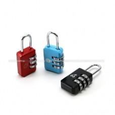 กุญแจล๊อคกระเป๋า กุญแจรหัส