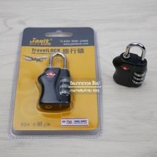 กุญแจล๊อคกระเป๋า TSA กุญแจรหัส TSA-Accepted