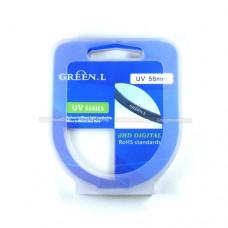 UV filter 40.5mm ฟิลเตอร์ป้องกันหน้าเลนส์