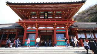 ศาลเจ้า Hachimangu