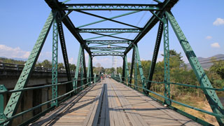 สะพานประวัติศาสตร์ ท่าปาย