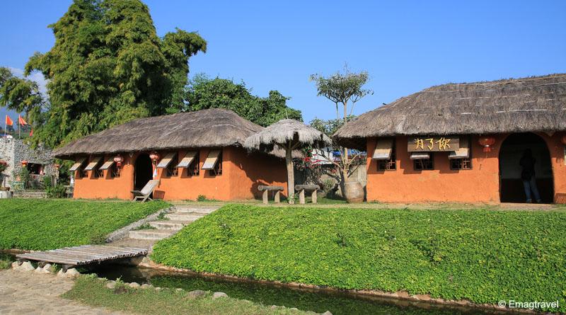 หมู่บ้านสันติชล