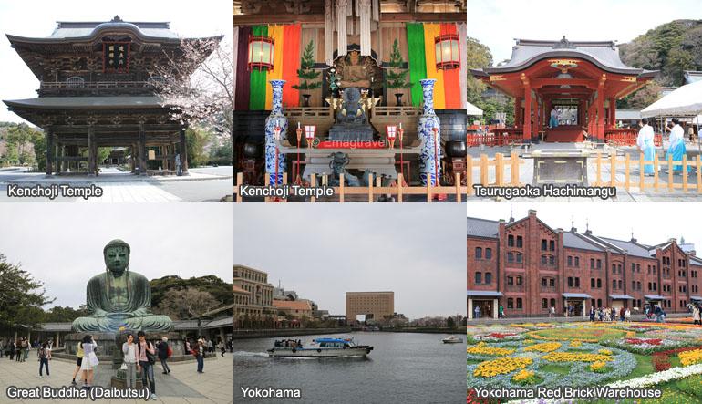 Kamakura - Yokohama