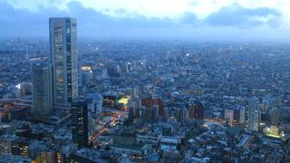 จุดชมวิว Tokyo Metropolitan Government Building