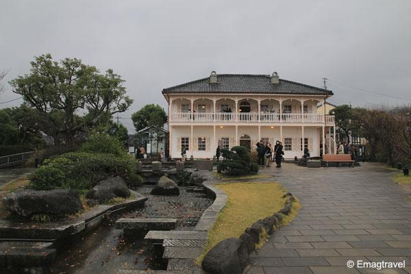 Former Mitsubishi No.2 Dock House
