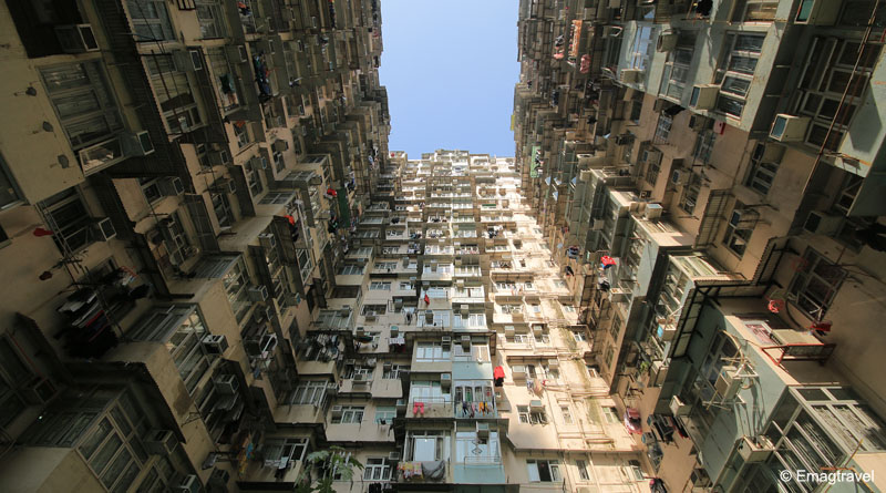 ตึก Transformers ฮ่องกง