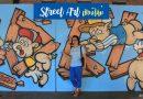 เดินชม Street art เชียงใหม่ ที่ตลาดจริงใจ ภาพ Graffiti จากศิลปินดัง