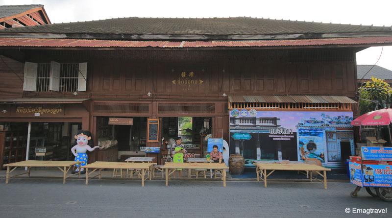 ถนนยมจินดา พิพิธภัณฑ์เมืองระยอง ย่านชุมชนเก่าระยอง