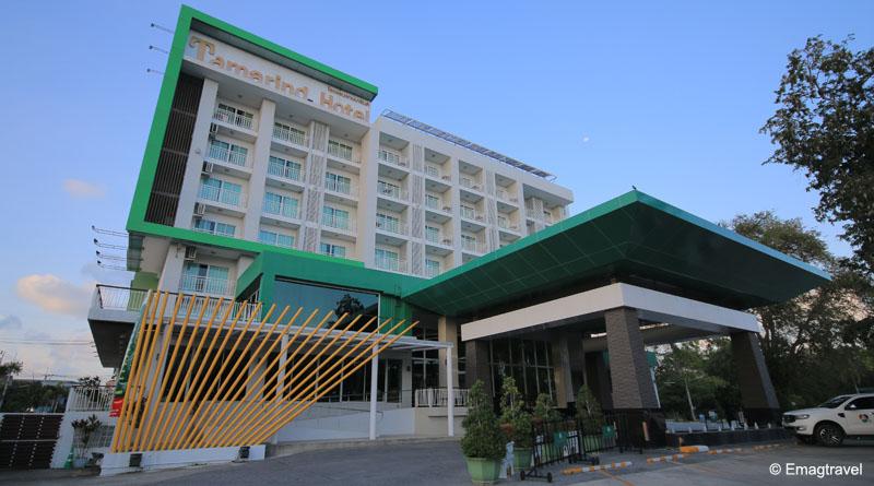 รีวิวโรงแรมแทมมารินด์ การ์เดน ระยอง ที่พักถูกและดี ในระยอง
